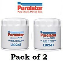 Purolator Oil Filter L10241  (Pack of 2)