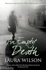 The Empty Death by Laura Wilson, New Paperback Book