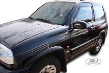 SUZUKI GRAND VITARA FT 3 DOOR 1998-2005 Front wind deflectors 2pc TINTED HEKO