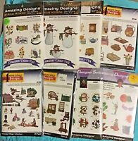 Amazing Designs Great Notions Embroidery Packs, You Pick.  BRAND NEW!