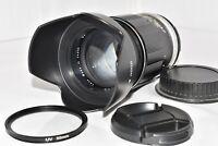 Canon EOS DSLR DIGITAL 135mm portrait lens 1100D 1200D 1300D 2000D 4000D REBEL +