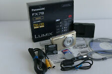 Panasonic DMC FX78 Lumix  camera outfit Excellent