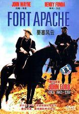 "NEW DVD "" Fort Apache ""  John Wayne, Henry Fonda"