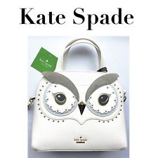 KATE SPADE NEW YORK Star Bright Owl Lottie Bag pxru8339 NEW NWT RARE *SOLD OUT*