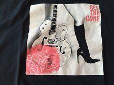 GET GORE GIRLS  BAND DEATH GORE METAL VINTAGE  XL shirt Sz