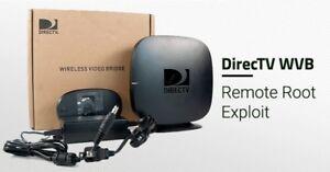DIRECTV Wireless Video Bridge with Power Supply NEW - FREE SHIPPING