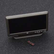 """Mini Hot LCD TV Television & Remote Control For 12"""" 1:6 Action Figure Model"""