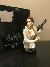 Star Wars Gentle Giant Mini Bust - Princess Leia Hoth Gear - Esb