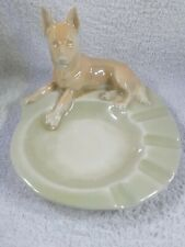 Australian Pottery WEMBLEY WARE  - Dog Ashtray