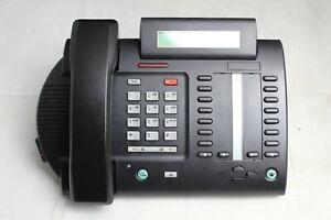 Aastra Nortel M6320 Charcoal Digital Business Office Phone A1613-000-10-07
