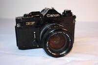 Canon EF FD 1:1.4 F/1.4 SLR 35mm film camera F1 A1 AE-1 S.S.C 50mm Lens D