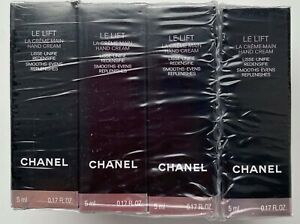 Chanel LE LIFT LA CREME MAIN HAND CREAM set 12 x 5 ml (60 ml) vip gift miniature