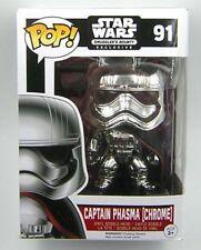 Star Wars Pop Vinyl 91 Captain Phasma ( Smugglers Bounty )