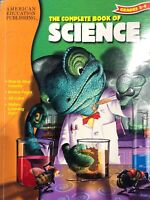 The Complete Book of Science, Grades 3-4: American Education Publishing