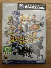 Starfox Adventures GameCube JAP neuf