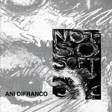 Ani DiFranco - Not So Soft (CD 1997) - Very Good Condition