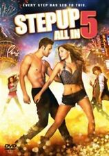 Step up 5 - All in 5053083016180 With Alyson Stoner DVD Region 2
