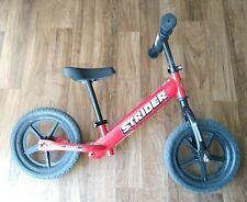 Strider 12 Sport Balance Bike Ages 18 Months to 5 Years