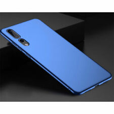 Luxury Matte Ultra thin Hard PC Slim Back Case Cover For Huawei P20 Pro Lite