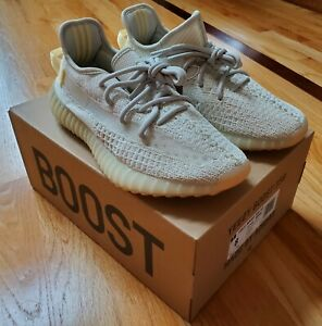 adidas Yeezy Boost 350 v2 Light GY3438 US Mens size 8 DS Brand New In Hand
