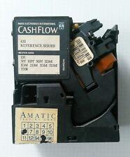 Münzprüfer CASHFLOW 420 elektronisch AMATIC Automat MEI