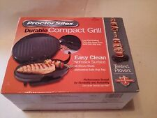 Procter-Silex 25218Y Compact Grill