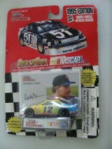 #12 - DERRIKE COPE - MANE 'n TAIL FORD  - 1995 Racing Champions 1:64 DIECAST CAR