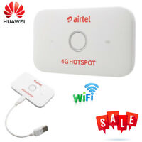 Huawei LTE FDD 150Mbps Wireless 4G Mobile WiFi Hotspot Pocket Router Unlocked