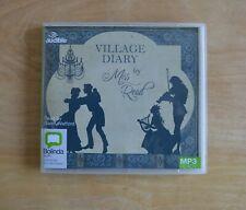 MISS READ: Village Diary /  MP3CD / read by Gwen Watford / Audio Book