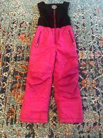 White Sierra Size 7 Girls Snow Suit Pants