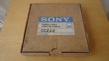 SONY CCZJ-2 camera cable =NEW=