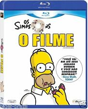 Blu-ray The Simpsons Movie [ Audio and Subtitles in English+Portuguese+Spanish ]