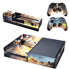 Star Wars Decal Skin Sticker Cover Protector For XBOX ONE & Controller Console