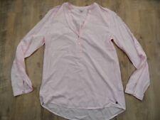 ESPRIT schöne leichte Tunika Viskose rosa Gr. 34 TOP 1017