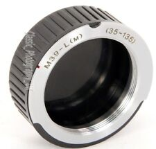 Adapter for 3.5-13.5cm/ 35-135mm Lenses to be used on LEICA-M Cameras M8.2 M9 M6