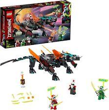 Lego Ninjago Imperio Dragon 71713 Ninja De Juguete Kit de construcción, 2020 Nuevo (286 Piezas)