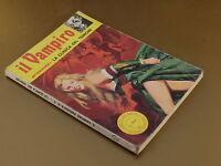 IL VAMPIRO N° 3 ED. EDIFUMETTO 1972 ANNO I OTTIMO [DS-016]
