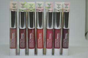 Clinique Chubby Stick Intense Moisturizing Lip Colour Balm 0.1oz/3g~choose shade