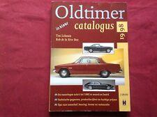 Oldtimer catalogus 1989 in kleur