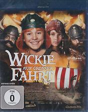 Wickie auf großer Fahrt - BluRay - Neu und originalverpackt in Folie