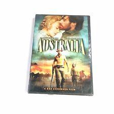 Australia (DVD, 2009, Widescreen), Nicole Kidman, Hugh Jackman  NEW