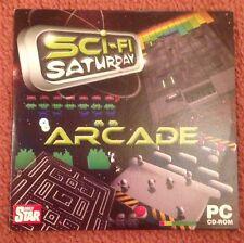 Sci-fi Saturday Arcade PC CD ROM