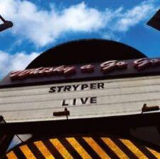 Live at the Whisky Stryper CD / DVD LTD DIGIPAK