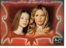 BUFFY THE VAMPIRE SLAYER CONNECTIONS PROMO CARD  P-1