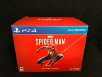 BRAND NEW Marvel's Spider-Man Collector's Edition Only for PS4 - FAST SHIP!