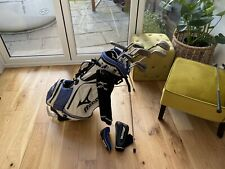 Mizuno XR9 irons, driver, ping zing5 putter full set inc bag and head covers