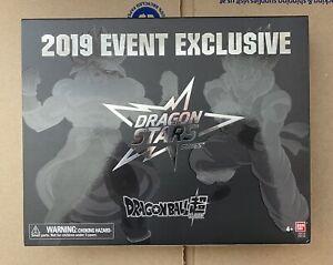 Dragon Ball Super Dragon Stars 2019 SDCC Excl. SSB Gogeta & SS Broly 2-Pack New