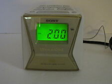 SONY DREAM MACHINE ALARM CLOCK RADIO ICF-C143