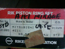 MITSUBISHI COLT MIRAGE A151 PISTON RING STD