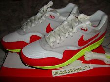 NIKE AIR MAX 1 PREMIUM QS DAY 3/26 US 14 UK 13 48.5 CAMO OG WHITE RED VOLT